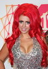 Holly Hagan of Geordie Shore The MTV EMA's 2012 held at Festhalle - press room Frankfurt, Germany