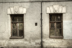 Reality... (Manol Z. Manolov) Tags: street old city urban building abandoned window canon stpetersburg europe russia decay communist saintpetersburg hdr sanktpeterburg photomatix