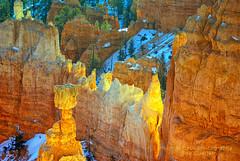 Bryce Canyon Sunrise (Aspenbreeze) Tags: sunrise landscape utah nationalpark with bev spires canyon rockformations brycecanyonutah westernusa utahlandscape thegalaxy canyonscape zuerlein aspenbreeze brcyecanyon rememberthatmomentlevel1 topphotospots creativephotocafe tpslandscape gpsetest
