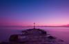 Last Light (Humphrey Hippo) Tags: uk longexposure sunset sea england sky seascape beach water canon coast tokina explore dorset gb groyne bournemouth breakwater uwa explored tidebreak canon7d tokinaatxprodxaf1116mm