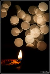 Happy Diwali (ujjal dey) Tags: india bokeh culture festivaloflight dreams diwali diya shallowdof ujjal indianfestival nikon50mm nikond90 ujjaldey ujjaldeyin