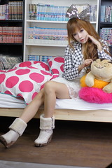 _DSC2222 (rickytanghkg) Tags: portrait woman cute sexy girl beautiful beauty lady female studio asian model pretty chinese young