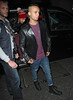 Aston Merrygold leaving Mahiki nightclub London, England