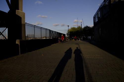 The long shadows strall ©  Still ePsiLoN