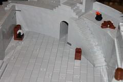 LEGO - LotR Helm´s Deep minifig scale (Altezza RS) Tags: castle lego lotr lordoftherings hobbit burg herrderringe helm´sdeep