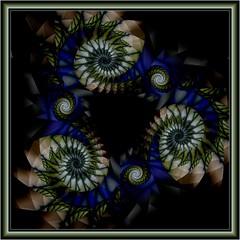 twisted (bloorose-thanks 4 all the faves!!) Tags: art digital spiral render fractal ultrafractal