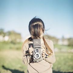 *little photographer (fangchun15) Tags: 120 6x6 film japan tokyo kodak bronica s2 portra400 bronicas2