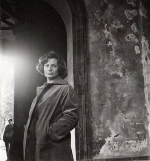 Meri Lao foto 2 Antonio Quintana, Sgo de Chile, 1962