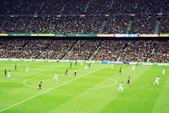 FC Barcelona vs Celta de Vigo at Camp Nou, Barcelona (emz_m) Tags: barcelona camp cup club football spain alba stadium soccer catalonia villa catalunya futbol bara fcbarcelona league nou champions messi laliga fabregas iniesta cescfabregas lionelmessi davidvilla