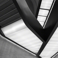 MAXXIstract (Jon Downs) Tags: bw white abstract black rome roma building art monochrome architecture stairs canon downs photography mono photo jon stair flickr artist photographer image picture pic powershot photograph g11 maxxi viaguidoreni jondowns maxxinationalmuseumofxxicenturyarts maxxinationalmuseumofthe21stcenturyarts