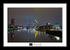 Frankfurt am Main by Night - Skyline (MLechuga Photography) Tags: world life street new old city travel blue trees light boy sunset red portrait sky people blackandwhite bw italy music orange usa sun white mountain lake snow man black mountains flower macro tree green london art fall cars nature colors girl rock architecture night clouds digital forest canon reflections germany landscape photography eos is photo dof action bokeh eu sigma wideangle chrome 7d summertime usm dslr canoneos hdr kaiserslautern intheair 2012 2011 eos7d canoneos7d monsieuri