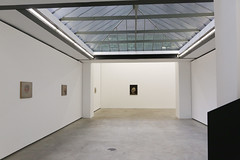 photoset: BAWAG Contemporary: Michael Borremans - Magnetics (23.11.2012-17.2.2013)