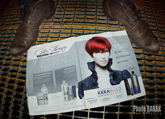 Keratin Complex (BABAK photography) Tags: nyc toronto magazine hair published redhead awards redhair naha launchpad haircolor expert hairfashion photographybabak fashionadvertising babakca hairshoot hairindustry babakboots keratincomplex experthairphotography keratincomplexhaircolor
