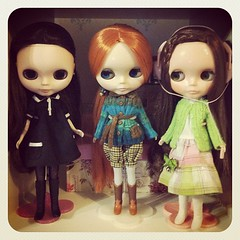 Quick shot of my dollies )))