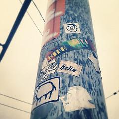 (croissantthief) Tags: seattle streetart graffiti graf stickers darth slap frend hella heck slaps slaptag rvee seattlestreetart heckzotica starheadboy neoncult mastacylinda heckseattle