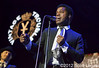 Vintage Trouble @ Joe Louis Arena, Detroit, MI - 11-24-12