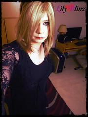 92 (Lily Blinz) Tags: france cute french tv lily cd tgirl transgender teen tranny transvestite trans trav fr crossdresser crossdress ts tg travesti crossdressed collant blinz transgenre