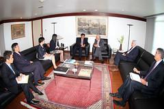 Embaixador da China (Fotos GOVBA) Tags: china brasil li foto o no da bahia manu wagner sr dias embaixador jaques estado governador secom governo recebe jinzhang