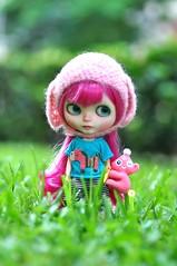 A walk in the grass....*Bree**