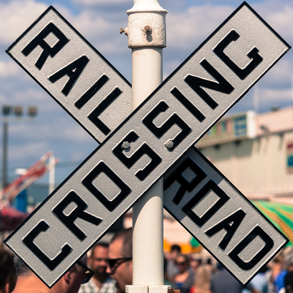 8228984634 92c8e28735 b Railroad Crossing