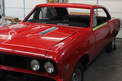 """1967 Chevelle SS 396 4 speed • <a style=""""font-size:0.8em;"""" href=""""http://www.flickr.com/photos/85572005@N00/8229933981/"""" target=""""_blank"""">View on Flickr</a>"""