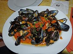 ilpavobeblue_02_23112012_18'23 (eduard43) Tags: dinner essen armin mussels dänemark toto culinary rømø kulinarisches miesmuscheln nordseeinsel jestetten ilpavoneblue