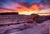 Valley Of Fire (Eddie 11uisma) Tags: park southwest valleyoffire sunrise landscape golden sandstone state nevada american hour eddie overton nevadalasvegas lluisma