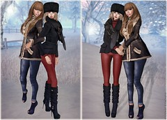 #154 Nice to Finally Meet You (Euphoric Xpressions by Euphoria Boyington) Tags: secondlife mojo ikon league synthetique zues redgrave villena izzies ohmai justdesign wasabipills celoe withlovehunt collabor88 molichino piccara flawlessjewelrybysouthernnightfire lilodenimore laurahurleyskins