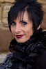 "7D0080a Beautiful Lady with Black satin top & Black Hair - Whitby Goth Weekend 3rd Nov 2012 (gemini2546) Tags: nov goth week satin 3rd ""black 2470 ""blue ""canon ""sigma hair"" eyes"" ""beautiful 7d"" lens"" top"" lady"" ""whitby 2012"" neckline"" ""ruffled"