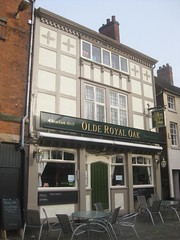 Olde Royal Oak, Market Place