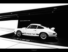 [ I couldn't find the sports car of my dreams, so I built it myself ] (bonnix (Scotty)) Tags: blackandwhite bw car sport museum stuttgart porsche 27 rs coup carrera zuffenhausen ferdinandporsche nikond700 nikkor142428 bonnix