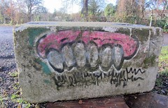 Sweet Toof (cocabeenslinky) Tags: street city uk england urban streetart london art canon photography graffiti artist grafitti power shot photos sweet graf united capital kingdom powershot east graff hs eastend artiste toof sweettoof sx220 cocabeenslinky