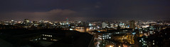 A different view (MarkE_T) Tags: buildingsandstructures cityscape leeds night smcpentaxda1645mmf4edal pentaxk10d panorama