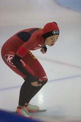 A37W7647 (rieshug 1) Tags: speedskating schaatsen eisschnelllauf skating worldcup isu juniorworldcup worldcupjunioren groningen kardinge sportcentrumkardinge sportstadiumkardinge kardingeicestadium sport knsb ladies dames 500m