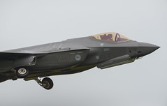 Lockheed Martin F-35A Lightning II (Boushh_TFA) Tags: lockheed martin f35a lightning ii ot f002 royal netherlands air force rnlaf luchtmachtdagen 2016 leeuwarden base nederland lwr ehlw nikon d600 nikkor 400mm f28 f28e fl ed vr
