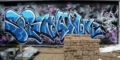 graffiti amsterdam (wojofoto) Tags: graffiti amsterdam netherland nederland holland wojofoto wolfgangjosten ndsm