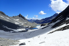 Etang de la Forcla 3 (8pl) Tags: lac forcla forcle etang neige roches altitude valais suisse theinspirationgroup