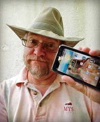 Goodbye, Old Friends (MTSOfan) Tags: me selfie selfiesunday hss mtsofan john phone cellphone shirt polo mtso seminary hat
