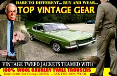 Vintage Top Gear Cars  retro Part 2 .10 (80s Muslc Rocks) Tags: tie tweed tweedjacketphotos tweedjacket tweeds trousers twill classic canon clothing christchurch car cars coat cavalry cavalrytwill carshow cavalrytwilltrousersmadefrom100wool cavalrytwilltrousers dunedin driving vintage vehicle vintagemetal vehicles veteran veterans vintagecar oldschool old retro rotorua race rally auckland wellington hastings hamilton houndstooth houndstoothjacket harris blazer blokes gentleman guys invercargill iconic nz newzealand nelson napier northisland 1980s 1970s camera fashion outdoor countrytweed 100wool menswear mens man fordcapri ford capri sportscar british green wearingtweedjacket