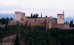 Alhambra de Granada (Juan Miguel) Tags: alhambra espaa europa europe juanmiguel spagne spain spanien architecture arquitectura fotografaurbana paisaje trees urban urbana rboles