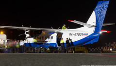 _DSC7053 (southspotterman1) Tags: l410 airplanes spotting unoo inomsk omsk airport     410  nightspotting
