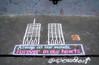 9.11 (JMS2) Tags: memorial sadness 911 nyc lowermanhattan drawing chalk tribute sidewalk churchstreet