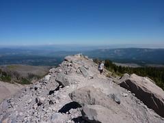 Hiking up Cooper Spur (mmcg6302) Tags: mount hood oregon cooper spur hiking