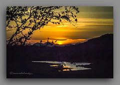 PR  DO  SOL  NO  SERTO. (manxelalvarez) Tags: solpor pordosol ocaso serto bahia brasil nubes cielos paisajes