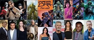 JL Dark Fan-Cast