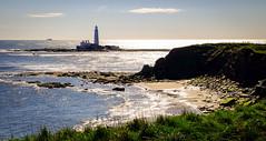 St Marys Lighthouse (redboxwriting) Tags: lighthouse st marys east coast