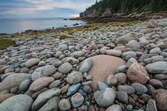 Boulder Beach 080216a copy (davidakoubian) Tags: acadianationalpark rockycoastline maine