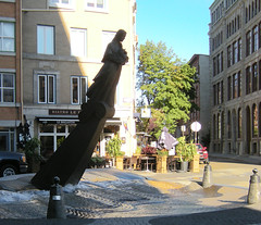 Lower Town, High Art, High class (UrbanGrammar) Tags: urban new urban urbanism streets traffic pedestrian realm fused grid zones main street culdesac loop neighbourhood street patterns healthy urbanism mobility accessibility tranquility safety delight infrastructure connectivity urban park carfree adaptation mixeduse quebeccity