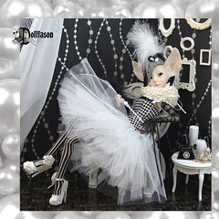 Foto-1 (Dollfason) Tags:       triffonyartwork bjd doll dolloutfit clothes for dolls collection couture fashiondoll
