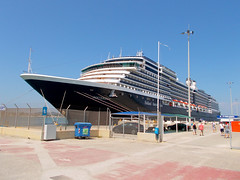 Holland America Line, M/F Oosterdam (Irvine Kinea) Tags: ship cruise vessel ferry disney po carnival princess costa grimaldi oceania holland america line spain world international europe ocean port harbour sea captain crew passenger carrier cargo norway atlantic pacific mediterranean caribbean south north east west voyage royal rccl celebrity tirrenia uk portugal united states cruising sailing arrival departure travel fun family happy italy venice awesome wonderful tours